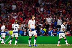 June 2, 2019 - Madrid, Spain - 190602 Eric Dier of Tottenham looks dejected during the UEFA Champions League final between Tottenham and Liverpool on June 2, 2019 in Madrid..Photo: Petter Arvidson / BILDBYRÃ…N / kod PA / 92302 (Credit Image: © Petter Arvidson/Bildbyran via ZUMA Press)