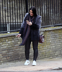 Alysha Aubameyang out and about - 6 March 2018
