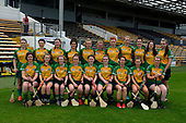 Meath v Carlow - Leinster Camogie Jun. Final 2015