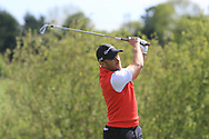 Richard McCrudden (Royal Portrush) on the 5th tee during Round 4 of the Ulster Stroke Play Championship at Galgorm Castle Golf Club, Ballymena, Northern Ireland. 28/05/19<br /> <br /> Picture: Thos Caffrey / Golffile<br /> <br /> All photos usage must carry mandatory copyright credit (© Golffile   Thos Caffrey)