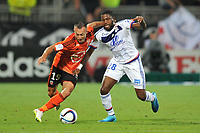 Romain PHILIPPOTEAUX (lor) - ARNOLD MVUEMBA (ol)