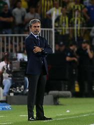 August 24, 2017 - °Stanbul, Türkiye - Fenerbache head coach Aykut Kocaman during Fenerbahce vs. Vardar UEFA Europe League Game at Ulker Stadium, Kadikoy, Istanbul, Turkey (Credit Image: © Depo Photos via ZUMA Wire)
