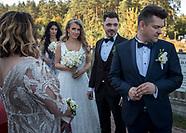 Ślub Daniela, syna Zenka Martyniuka gwiazdy discopolo