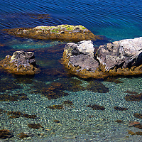 North America, Canada, Nova Scotia, Guysborough. Waters of Half Island Cove.