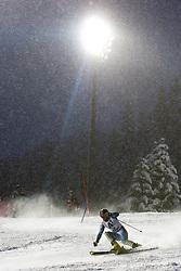 21.12.2011, Hermann Maier Weltcup Strecke, Flachau, AUT, FIS Weltcup Ski Alpin, Herren, Slalom 1. Durchgang, im Bild in Aktion // in action during Slalom race 1st run of FIS Ski Alpine World Cup at 'Hermann Maier World Cup' course in Flachau, Austria on 2011/12/21. EXPA Pictures © 2011, PhotoCredit: EXPA/ Johann Groder