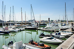 The marina at Zeebrugge, Belgium<br /> <br /> (c) Andrew Wilson | Edinburgh Elite media