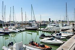 The marina at Zeebrugge, Belgium<br /> <br /> (c) Andrew Wilson | Edinburgh Elite media