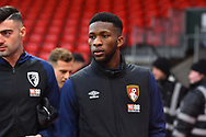 Jefferson Lerma (8) of AFC Bournemouth before the Premier League match between Bournemouth and West Ham United at the Vitality Stadium, Bournemouth, England on 19 January 2019.