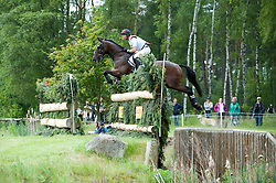 Mcnab Kevin (AUS) - Clifton Pinot <br /> Cross Country <br /> CCI4*  Luhmuhlen 2014 <br /> © Hippo Foto - Jon Stroud