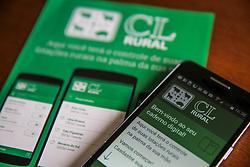 Aplicativo CL Rural na 38ª Expointer, que ocorrerá entre 29 de agosto e 06 de setembro de 2015 no Parque de Exposições Assis Brasil, em Esteio. FOTO: Emmanuel da Rosa/ Agência Preview