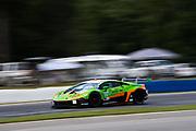 September 4-5, 2020. IMSA Weathertech Road Atlanta 6hr: #11 GRT Grasser Racing Team, Richard Heistand, Steijn Schothorst, Richard Westbrook, Lamborghini Huracan GT3