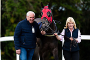 Brother Bentley ridden by Jason Watson and trained by Ronald Harris in the Avon Valley Cleaning And Restoration Handicap race.  - Ryan Hiscott/JMP - 06/05/2019 - PR - Bath Racecourse- Bath, England - Kids Takeover Day - Monday 6th April 2019
