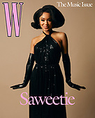 May 05, 2021 - US: Saweetie Covers W Magazine - The Music Issue