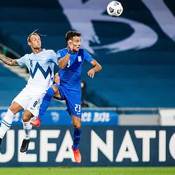 20200903: SLO, Football - UEFA Nations League 2020, Slovenia vs Greece