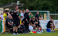 03/07/14 PRE-SEASON FRIENDLY<br /> FK KRASNODAR v CELTIC<br /> HOFMANINGER STADION - BAD WIMSBACH<br /> Celtic manager Ronny Deila