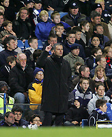 Photo: Lee Earle.<br /> Chelsea v Middlesbrough. The Barclays Premiership.<br /> 03/12/2005. Chelsea manager Jose Mourinho.