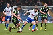 Bury v Doncaster Rovers 281017