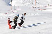 Fotosessie met de koninklijke familie in Lech /// Photoshoot with the Dutch royal family in Lech .<br /> <br /> Op de foto / On the photo: Prins Willem Alexander en Prinses Arinane ///// Crown Prince Willem Alexander Princess Ariane