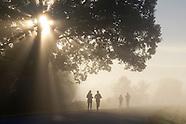 Hambletonian Marathon training run