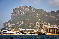 File photo dated 20/08/13 of the Rock of Gibraltar, as Spain's prime minister, Pedro Sanchez, has said his country will vote against the divorce agreement between the European Union and the United Kingdom if Gibraltar's future is not considered a bilateral issue between Madrid and London.