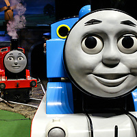 Thomas and Friends. Wembley Arena. 4th April 2004