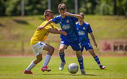 NK Bravo vs. NK Dinamo during the Ljubljana Open Cup 2021. , on 12.06.2021 in ZAK Stadium, Ljubljana, Slovenia. Photo by Urban Meglič / Sportida