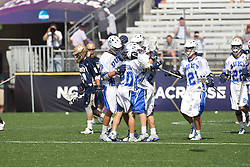 31 May 2010: Duke Blue Devils men's lacrosse in a 5-6 win over the Notre Dame Fighting Irish for the NCAA Lacrosse Championship at M&T Bank Stadium in Baltimore, MD.