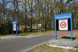 Veenhuizen, Noordenveld, Drenthe, Netherlands