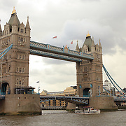 Tower Bridge North Tower Bank - London