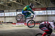 #380 (EZEQUIEL DE SOUZA FILHO Anderson) BRA at the 2016 UCI BMX Supercross World Cup in Manchester, United Kingdom<br /> <br /> A high res version of this image can be purchased for editorial, advertising and social media use on CraigDutton.com<br /> <br /> http://www.craigdutton.com/library/index.php?module=media&pId=100&category=gallery/cycling/bmx/SXWC_Manchester_2016