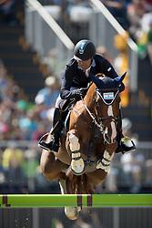 Quintana Ramiro, ARG, Appy Cara<br /> Olympic Games Rio 2016<br /> © Hippo Foto - Dirk Caremans<br /> 16/08/16