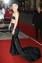 © Licensed to London News Pictures. 03/09/2013, UK. Jessie J, GQ Men of the Year Awards, Royal Opera House, London UK, 03 September 2013e. Photo credit : Richard Goldschmidt/Piqtured/LNP
