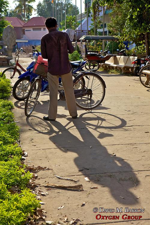 Man & Shadow