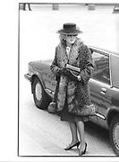 Mrs. Charles Price wife of the American Ambassodar© Copyright Photograph by Dafydd Jones 66 Stockwell Park Rd. London SW9 0DA Tel 020 7733 0108 www.dafjones.com