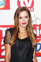 © Licensed to London News Pictures. 09/09/2013, UK. Lucy Watson,   TV Choice Awards, The Dorchester Hotel, London UK, 09 September 2013 Photo credit : Richard Goldschmidt/Piqtured/LNP