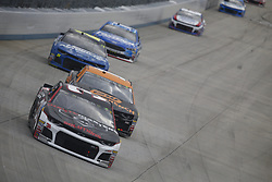 October 7, 2018 - Dover, Delaware, United States of America - Ryan Newman (31) battles for position during the Gander Outdoors 400 at Dover International Speedway in Dover, Delaware. (Credit Image: © Justin R. Noe Asp Inc/ASP via ZUMA Wire)