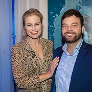 NLD/Den Haag/20190305 - Inloop premiere Art, Marit van Bohemen en partner Braat