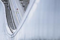 01.01.2021, Olympiaschanze, Garmisch Partenkirchen, GER, FIS Weltcup Skisprung, Vierschanzentournee, Garmisch Partenkirchen, Einzelbewerb, Herren, im Bild Stefan Kraft (AUT) // Stefan Kraft of Austria during the men's individual competition for the Four Hills Tournament of FIS Ski Jumping World Cup at the Olympiaschanze in Garmisch Partenkirchen, Germany on 2021/01/01. EXPA Pictures © 2020, PhotoCredit: EXPA/ JFK