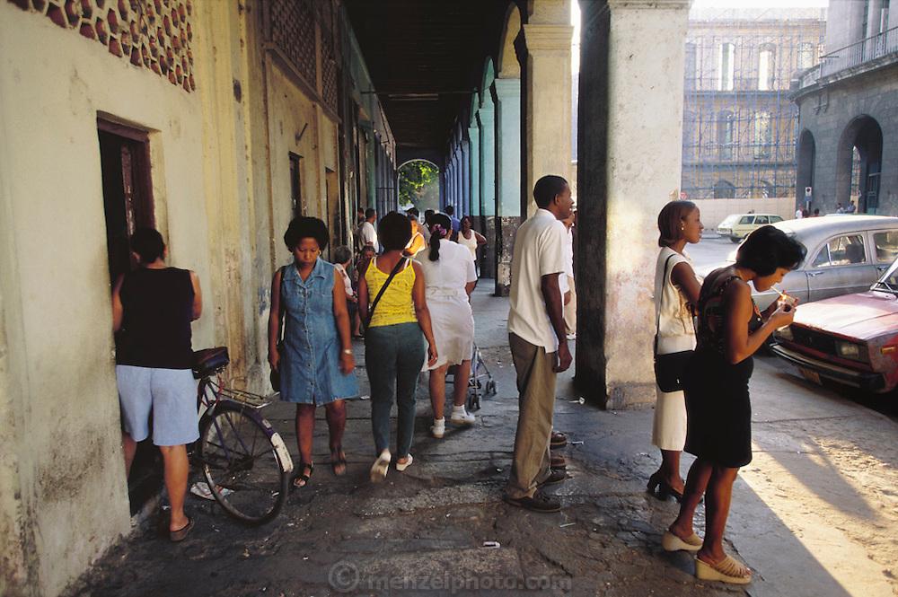Old Havana, Cuba.