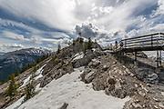 Banff Gondola on Sulfur Mountain