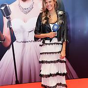 NLD/Amsterdam/20181022 - Inloop premiere Evita, Kim Kotter