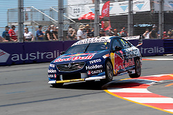 October 19, 2018 - Gold Coast, QLD, U.S. - GOLD COAST, QLD - OCTOBER 19: Jamie Whincup in the Red Bull Holden Racing Team Holden Commodore during Friday practice at The 2018 Vodafone Supercar Gold Coast 600 in Queensland on October 19, 2018. (Photo by Speed Media/Icon Sportswire) (Credit Image: © Speed Media/Icon SMI via ZUMA Press)