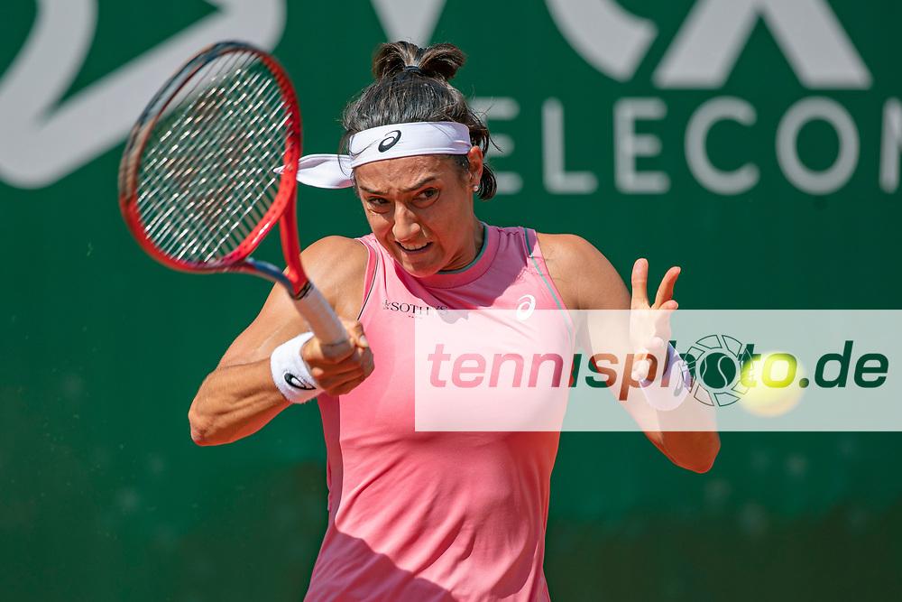 Caroline Garcia (FRA) - Ladies Open Lausanne,  WTA 250. Tennis women, 16.7.2021, Lausanne (Tennis Club Stade-Lausanne), Switzerland, Photo: Mathias Schulz