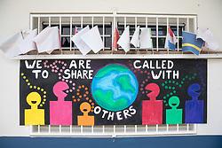 St. Dominic High School Mural