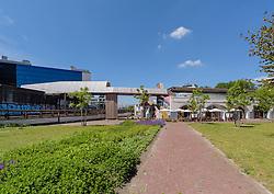 Luchtsingel De Hofbogen, Rotterdam centrum, Zuid Holland, Netherlands