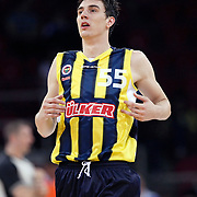 Fenerbahce Ulker's Emir PRELDZIC during their Two Nations Cup basketball match Fenerbahce Ulker between Olimpiakos at Abdi Ipekci Arena in Istanbul Turkey on Saturday 01 October 2011. Photo by TURKPIX