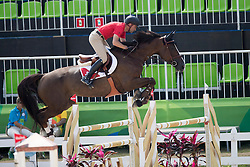 Duguet Romain, SUI, Quorida de Treho<br /> Olympic Games Rio 2016<br /> © Hippo Foto - Dirk Caremans<br /> 13/08/16