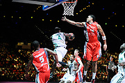 DESCRIZIONE : Championnat de France Pro A Match des champions <br /> GIOCATORE : Gomis Jo Limoges Schilb Blake Chalon<br /> SQUADRA : Limoges Chalon <br /> EVENTO : Pro A <br /> GARA : Chalon Limoges<br /> DATA : 20/09/2012<br /> CATEGORIA : Basketball France Homme<br /> SPORT : Basketball<br /> AUTORE : JF Molliere<br /> Galleria : France Basket 2012-2013 Action<br /> Fotonotizia : Championnat de France Basket Pro A<br /> Predefinita :