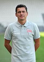 N/z Rafal Skorski - trener bramkarzy<br /> <br /> Cracovia Krakow