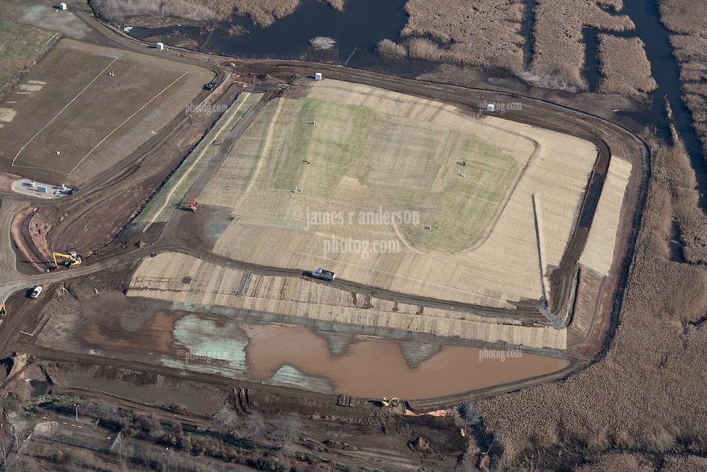 Pfizer North Haven, Site Remediation Aerial Documentation